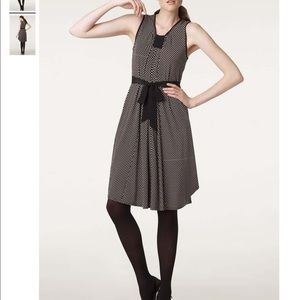 Tracy Reese Jersey S Dots dress asymmetrical